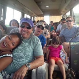 Big Deal Tours Excursion Bus Ride