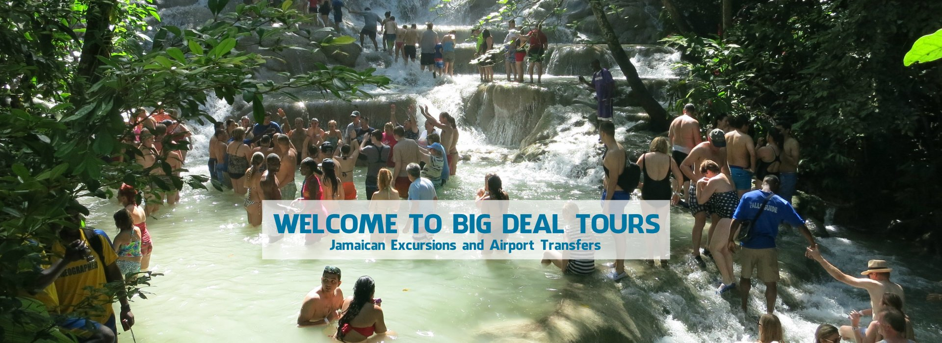 Big Deal Tours Dunns River