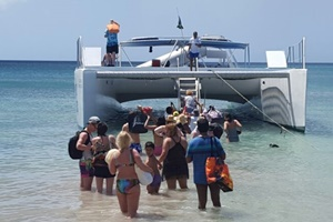 Catamaran Cruise Negril and Montego Bay