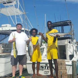 Big Deal Tours Deep Sea Fishing