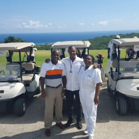 Big Deal Tours golf