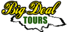 BIG DEAL TOURS logo